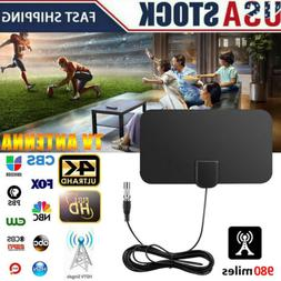 1080p 960 Mile Range Antenna TV HD Skywire 4K Digital Antena