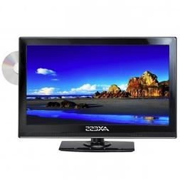 Axess 15.4 LED AC/DC TV with DVD Player Full HD with HDMI, S