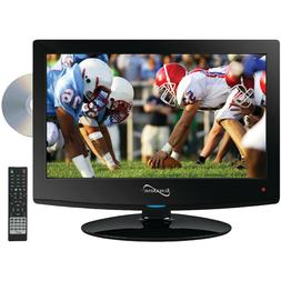 "15.6"" Class HD LED TV/DVD Combo, 720p, 60Hz, HDTV Flat Digit"