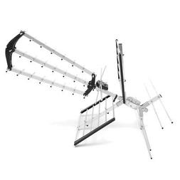 180 Miles Outdoor TV Antenna Amplified HDTV Digital 1080P UH