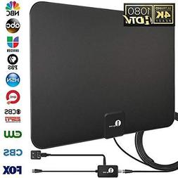 1byone HDTV Antenna, HD Digital Indoor TV Antenna - OUS00-01