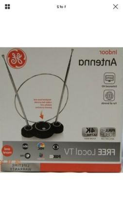 GE 24731 Indoor TV Antenna - VHF / UHF High-Definition TV An