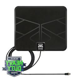 25-Mile Digital HD TV Antenna - Indoor OTA  VHF / UHF Receiv