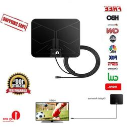 1Byone 25 Miles Digital HDTV Indoor HD TV Antenna with Ampli