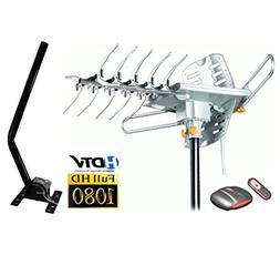 LAVA HD-2605 Ultra Remote Controlled Antenna with J-2012 J-P