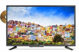 "Sceptre 32"" Class HD 720P LED TV E325BD-S with Built-in DVD"