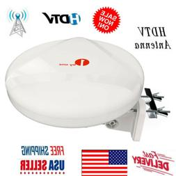 1byone 100 Miles TV Antenna Amplified Upgrade Omni Direction