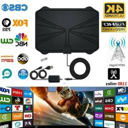 980 Mile Range Antenna TV Digital HD Skywire Antena Digital