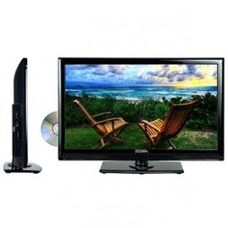 AXESS TVD1801-19 19-Inch LED HDTV, Features 12V Car Cord Tec