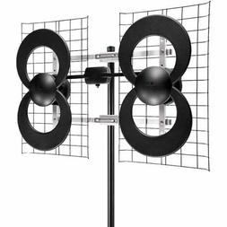 ClearStream 4 Indoor/Outdoor HDTV Antenna with Mount - 70 Mi