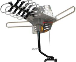 Able Signal Amplified HD Digital Outdoor HDTV Antenna with M
