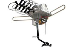 Able Signal Amplified HD Digital Outdoor HDTV Antenna 150 Mi