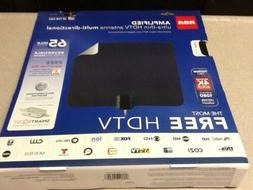 Rca Amplified Ultra Thin Multi Directional Hdtv Antenna 65 M