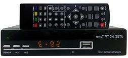 Digital ATSC HD TV Tuner With USB Plug-In Support