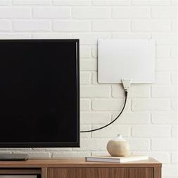 BRAND NEW- NIB- Amazon Basics Ultra Thin Indoor TV Antenna 3