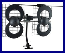 Clearstream 4V Indoor/Outdoor HDTV Antenna W Mount 70 Mile R