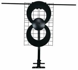 Antennas Direct ClearStream 2V C2V-J3 with Mount Long-Range