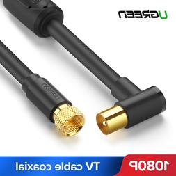 Ugreen Coaxial <font><b>Cable</b></font> TV <font><b>Antenna
