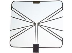HD/DTV Ultra Thin Transparent Antenna