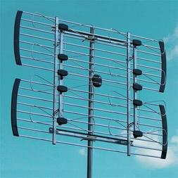 Eagle Antenna UHF 8 Bay HD TV With 50 Ft Coax Cable Free!