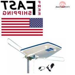 Electronic Master Digital Outdoor HDTV Antenna 60 Mile Range