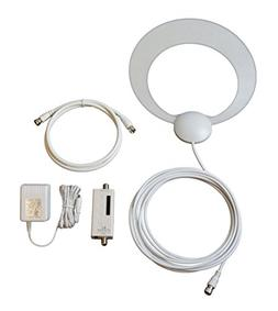 Antennas Direct ESGXG-1 ClearStream Eclipse Amplified Indoor