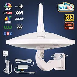 ANTOP New Generation Outdoor TV Antenna 720° Dual-Omni Rece