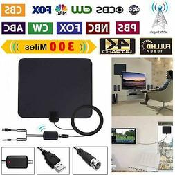 HD High Definition TV Fox HDTV DTV VHF Scout TVFox Cable New