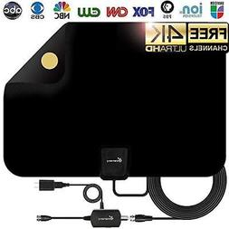 hdtv antenna digital amplified hd tv antenna