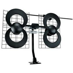 HDTV Antenna Indoor Outdoor Extreme Range TV Signal Clearstr