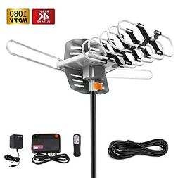 Sobetter HDTV Antenna Outdoor 150 Mile Long Range Amplified