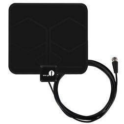 HDTV Antenna 1byone Super Thin Indoor HDTV Antenna 25 Miles