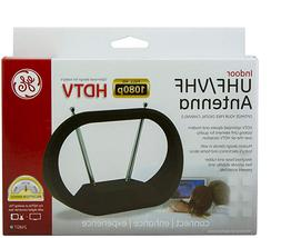 Indoor - VHF/UHF High-Definition TV Antenna with Rabbit Ears