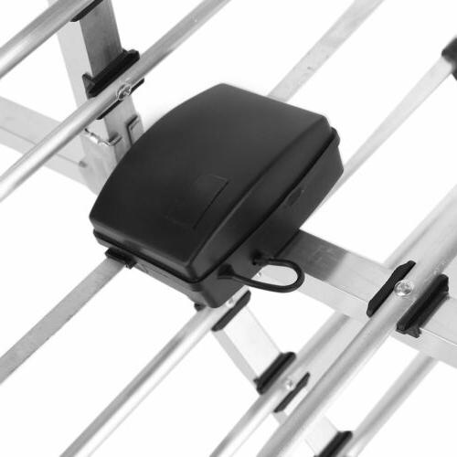 100 Mile HDTV Outdoor Amplified 360 UHF FM