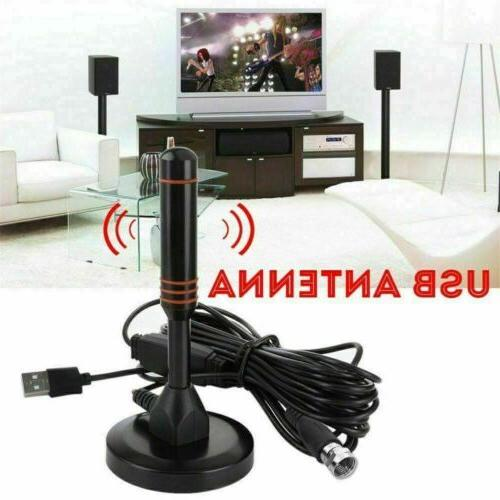 1080P HD Digital Amplified with Amplifier VHF/UHF 200Mile