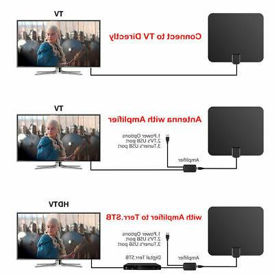 Indoor TV Antenna 4K
