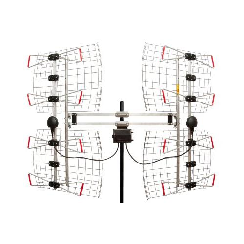 ANTENNAS DIRECT 8 Element Bowtie Indoor/Outdoor - Mile Range - DB8e