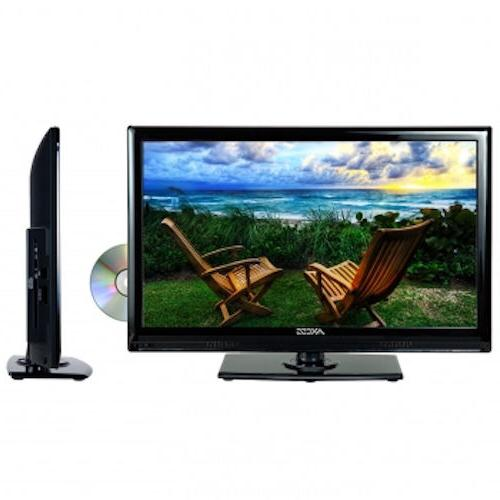 AXESS TVD1801-19 HDTV, Cord Built-In Function Remote