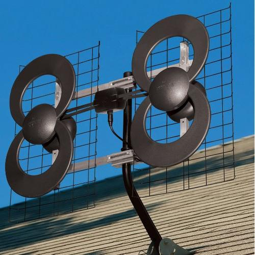 ClearStream Antenna with Mount 70 Mile