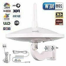 ANTOP AT-415B UFO 720° Dual-Omni Reception Amplified HDTV A