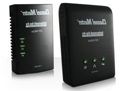 ChannelMaster Internet to TV Kit -Contains 1  Power-line Eth