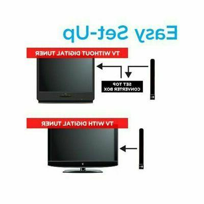 Clear TV HDTV FREE TV Ditch