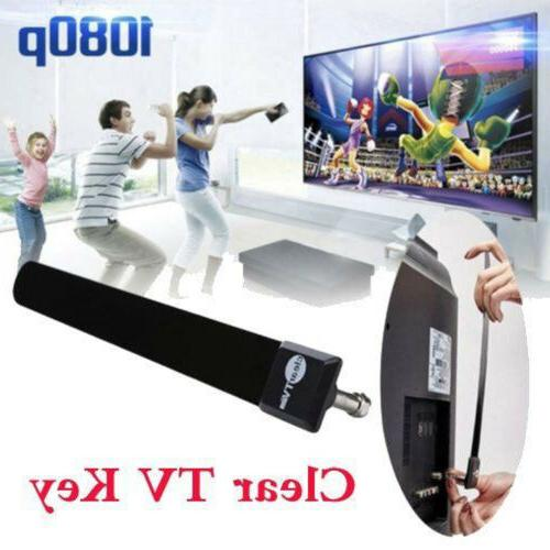 Clear TV Free TV Indoor Antenna Cable