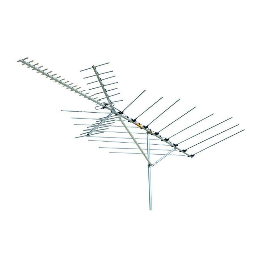 Channel Deep Fringe Advantage 100-Mile Outdoor Antenna