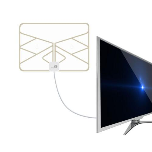 1Byone TV Antenna Miles Indoor Amplifier Skywire