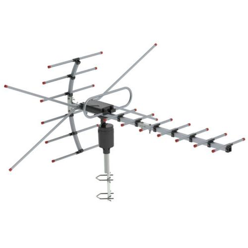 990 Miles Long Outdoor Amplified VHF/UHF