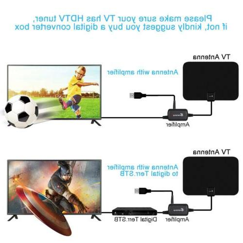 Digital Amplified HD Antenna
