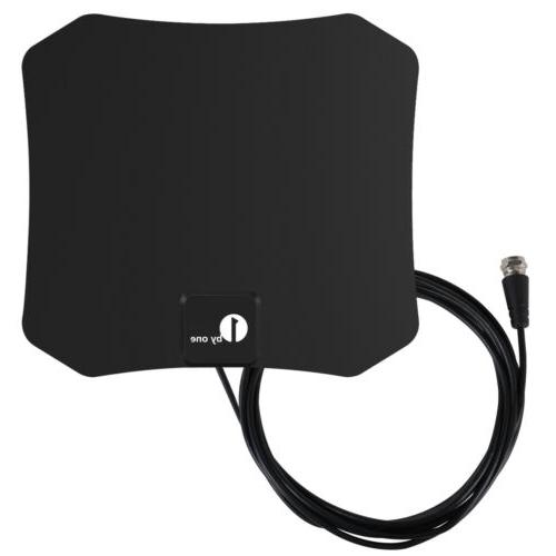1byone 25 Miles Indoor Amplified 1080P HDTV Digital Signal A