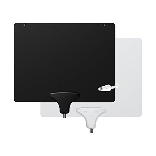 Mohu 50 TV Antenna Mile Reversible Materials Performance