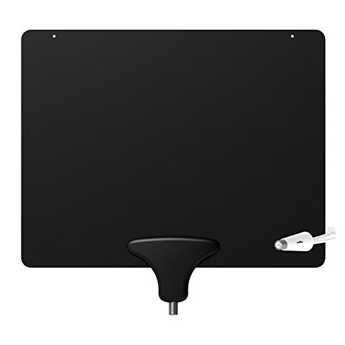 Mohu TV Antenna Indoor 60 Mile Original Reversible Hdtv Materials